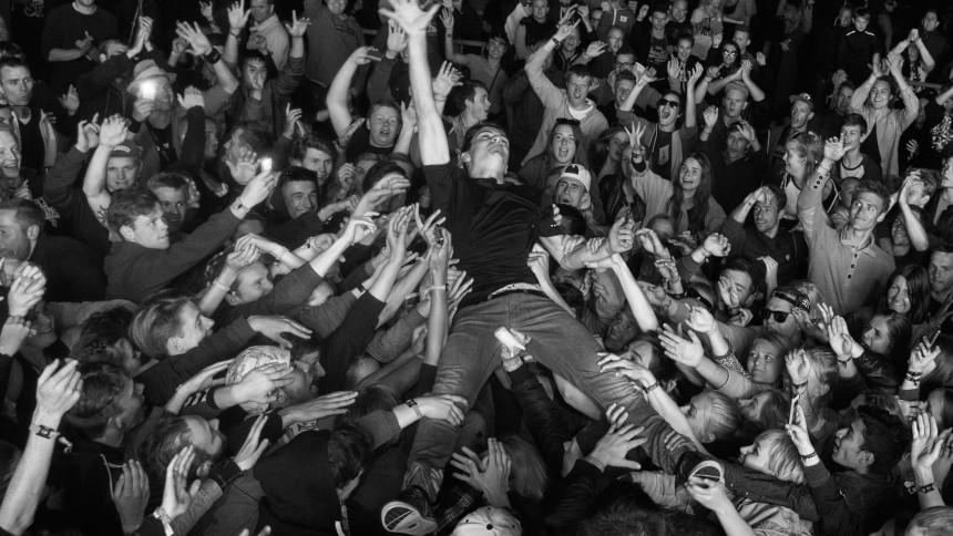Dj-kometen Martin Garrix var ustoppelig på Skive Festival
