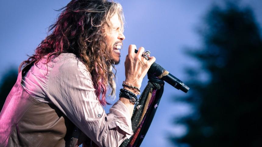 Aerosmith overbevisende i Horsens