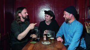 Tim Christensen, Kasper Eistrup, Sune Wagner juni 2014