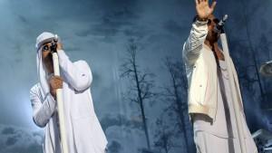 Nik & Jay Rosenborg Live 080614