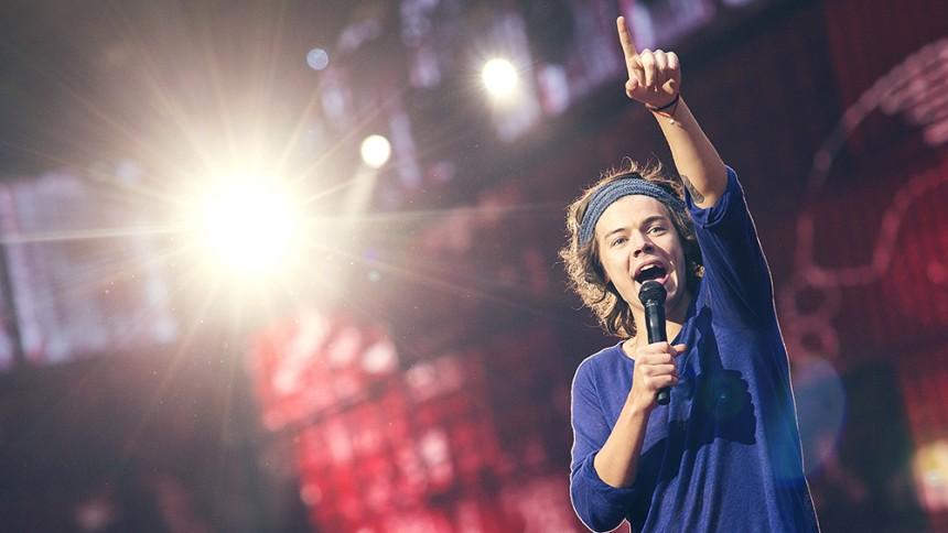 Harry Styles spiller ny sang i amerikansk talkshow – se optrædenen og tracklisten fra det kommende album