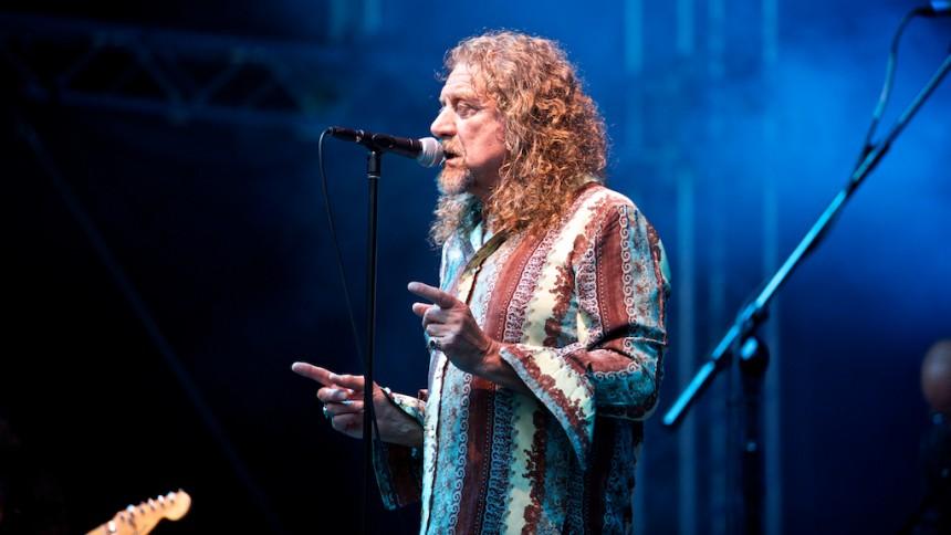 Robert Plant til Danmark