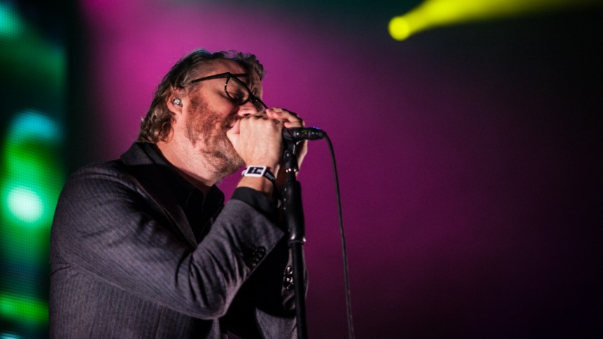 The National: NorthSide, Blue Stage