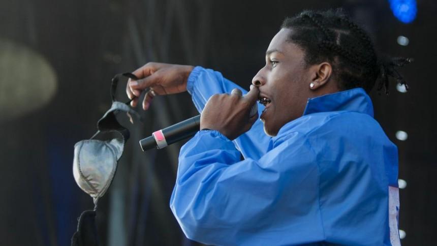 ASAP Rocky: Green Stage, NorthSide Festival 2014