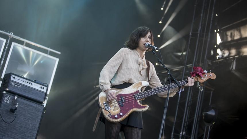 Interview: Pixies-bassist Paz Lenchantin er kommet for at blive