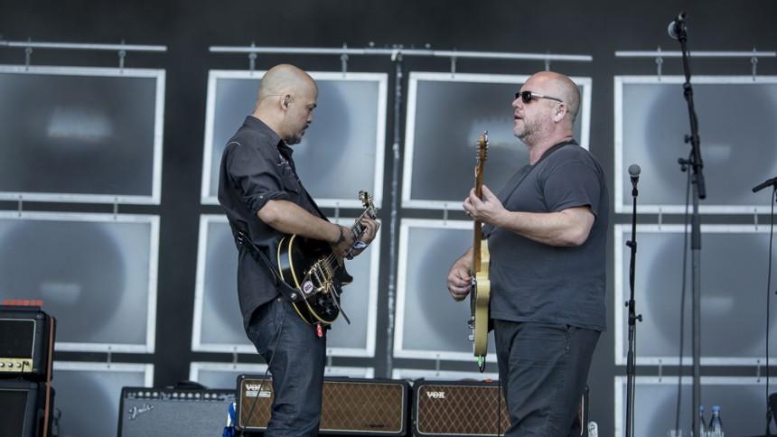 Pixies : NorthSide, Blue Stage