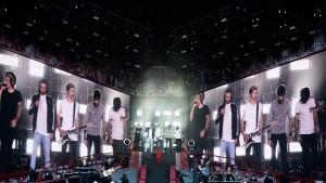 One Direction Parken, København, mandag d. 16. juni 2014