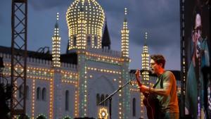 John Mayer Plænen, Tivoli, København, onsdag d. 18. juni 2014