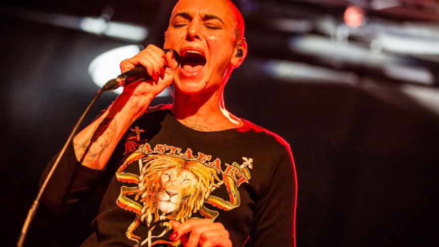 Sinéad O'Connor i bedring: Jeg kan ikke slås ihjel