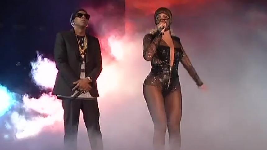 Fan fik bidt fingerspids af til Beyoncé- og Jay-Z-koncert