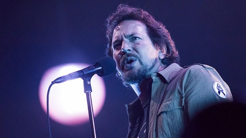 Pearl Jam klar med ny dansk dato