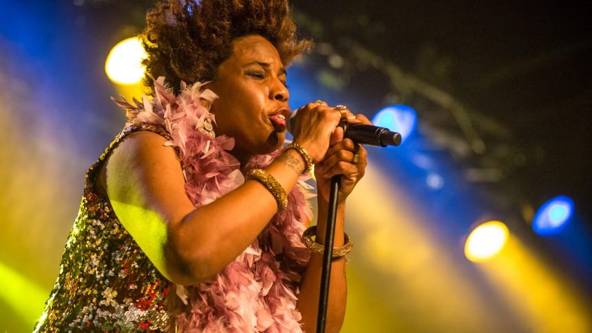 Macy Gray giver dansk koncert