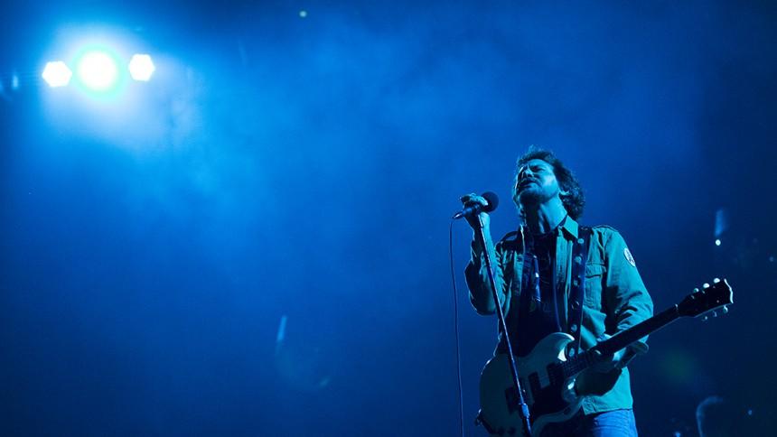 Pearl Jam dokumenterer nok engang live-formatet med fin udgivelse – med forudsigelig track-liste