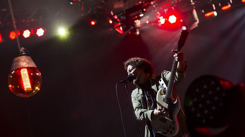 Pearl Jam vil beskytte deres fans' hørelse