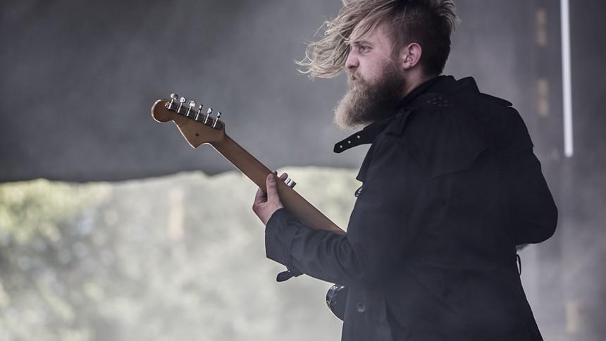 Get Your Gun : Uhørt Festival, Sort Scene, Refshaleøen