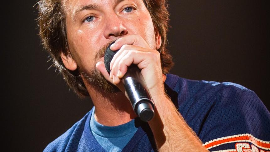 Video: Se Eddie Vedder som Donald Trump