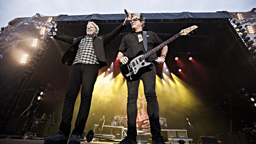 The Offspring : Stor Scene, Nibe Festival