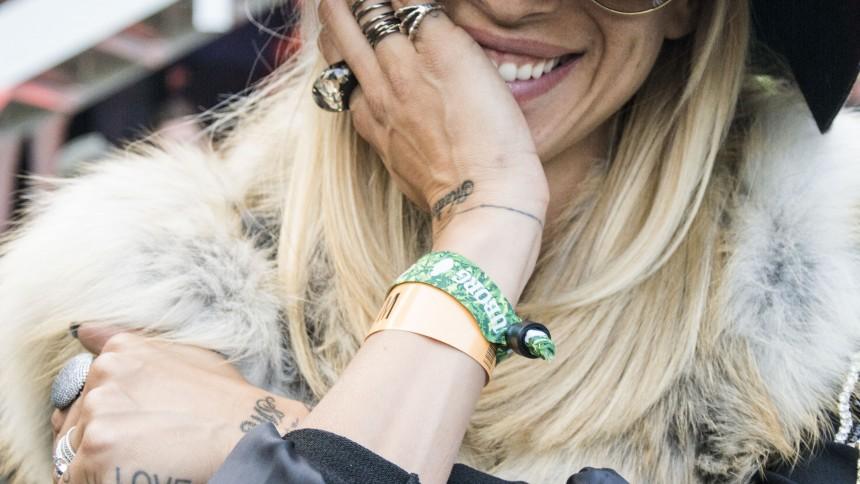 Stor billedreportage: De kendte på Roskilde