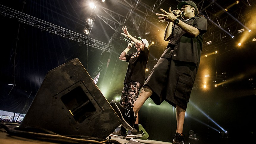 Dilated Peoples: Roskilde Festival, Arena