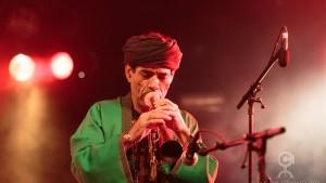 The Master Musicians Of Jajouka with Bachir Attar, Pavillion, Roskilde festival 2014 - 030714