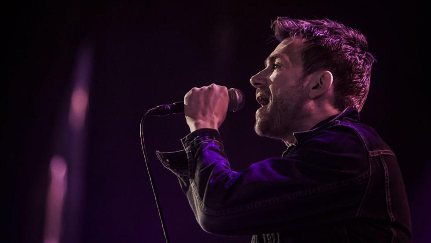 Damon Albarn kalder nutidens popmusikere en selfie-generation