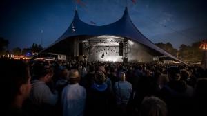 Darkside Roskilde Festival, Avalon 040714