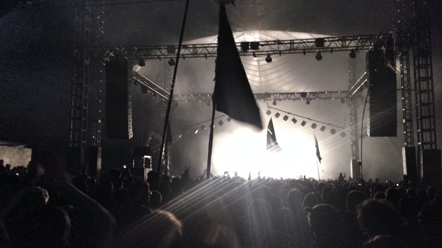 Darkside : Roskilde Festival, Avalon