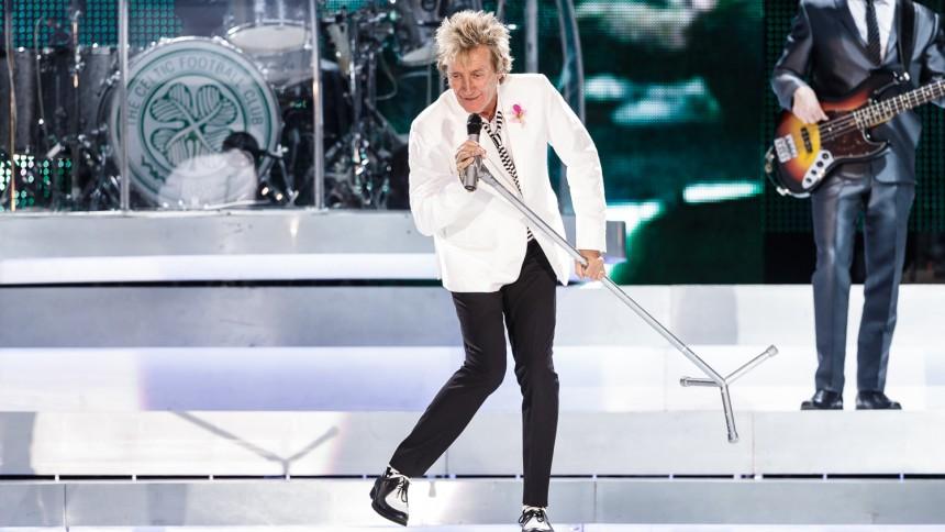 Rod Stewart: Amfiscenen, Musikhuset Aarhus