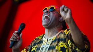 Stevie Wonder Roskilde Festival 060714