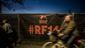 Roskilde Festival - stemningsbilleder søndag 0207146