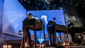 Moderat Roskilde Festival, Arena 060714