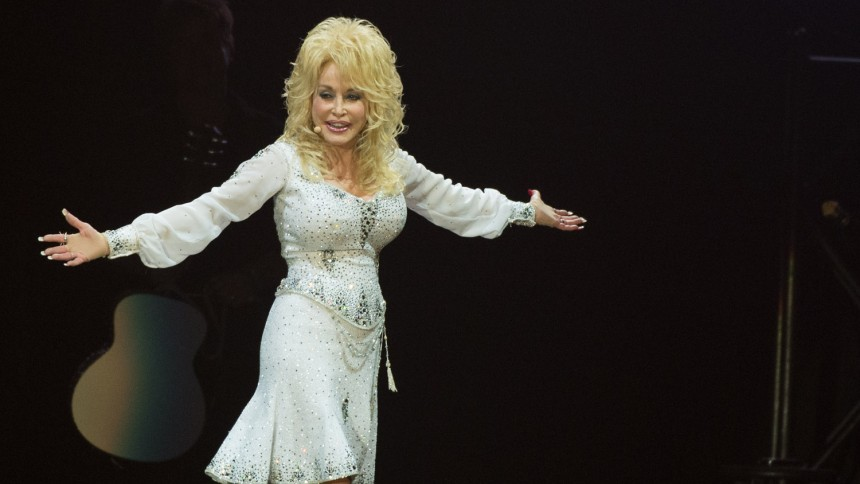 Dolly Parton: Forum, København