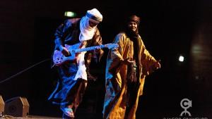 Tinariwen, Jazz Festival, Koncerthuset 090714