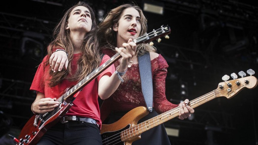 Haim aflyser koncert i Tivoli – blandt andre Phlake erstatter