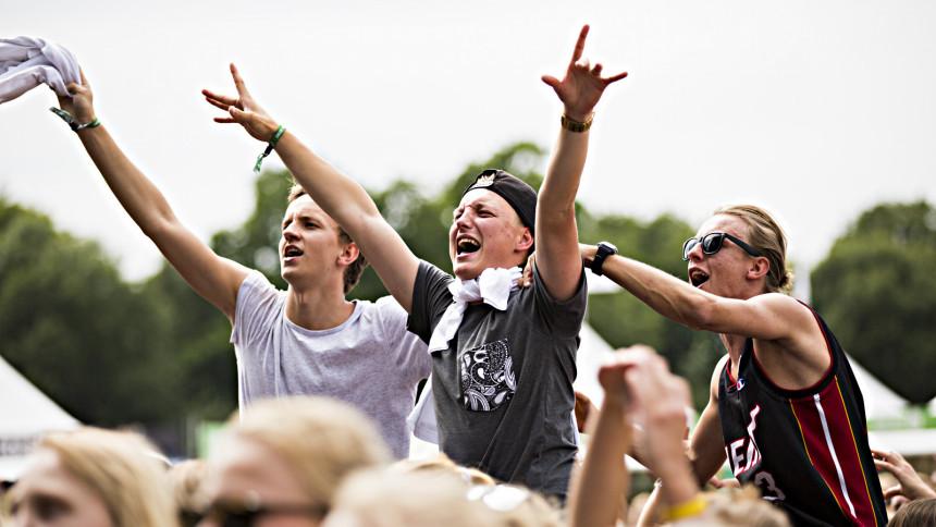 Forskere: Live-musik og personlig velvære hænger sammen