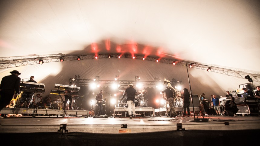 The Roots: Vanguard Festival