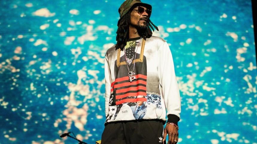 Politiet lukkede Snoop Doggs fest i Norge