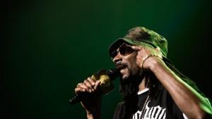 Snoop Dogg Vejle Musikteater, mandag d. 4. august 2014