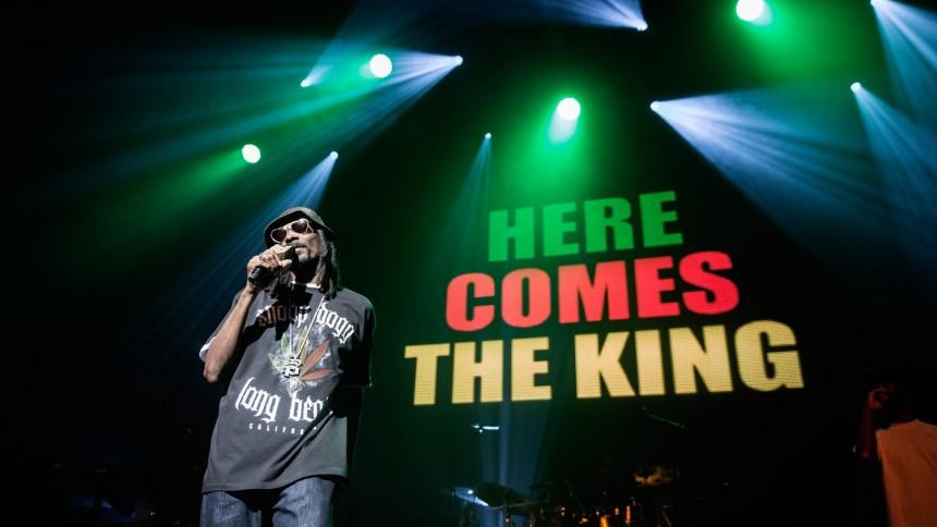 Snoop Dogg: Vejle Musikteater