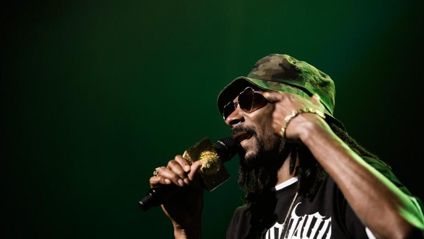 I morgen spiller Snoop Dogg i Tivoli