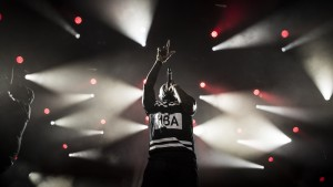 50 Cent, Smukfest, Bøgescenen, 060814