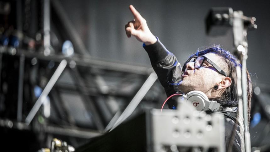 Forskere: Skrillex' musik kan beskytte mod moskito-angreb