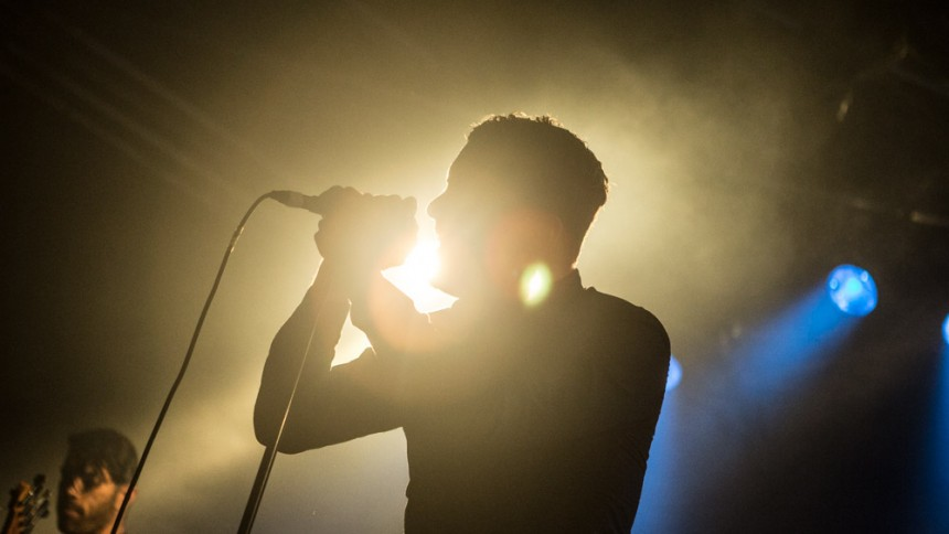 Deafheaven: Roskilde, Pavilion