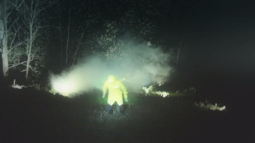 Videonyhed: På klaustrofobisk skovtur med War Drums