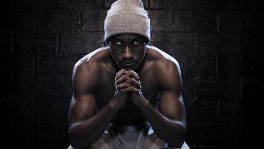 Hopsa – rapperen Hopsin opgraderer koncert