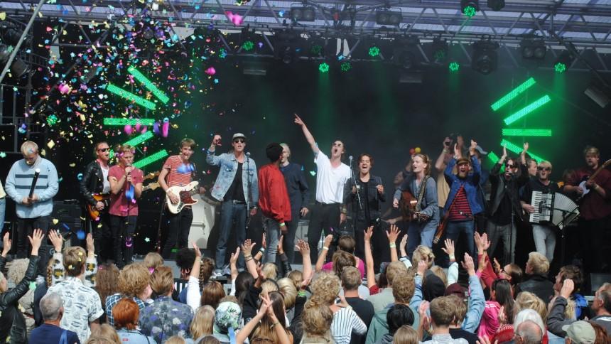 Alive Festival deler fem nye navne