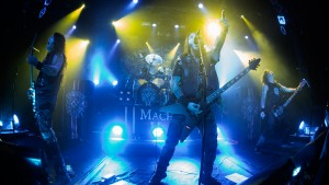Machine Head, Train Århus, 19.8.2014