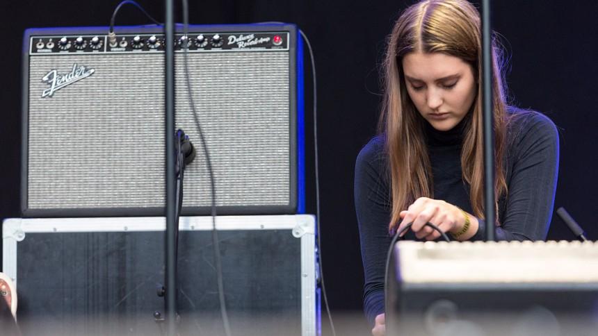 Tori Amos klar med opvarmning til Egeskov-koncert