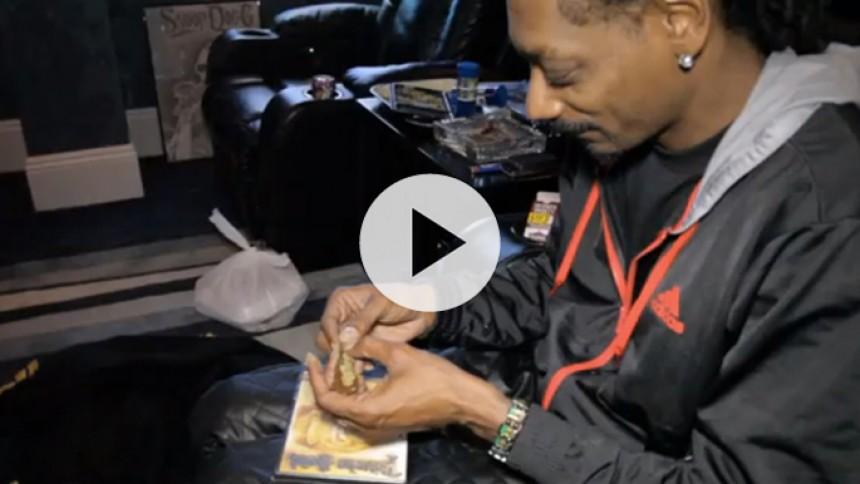Hør ny sang med Snoop Dogg og Pharrell i hashreklame