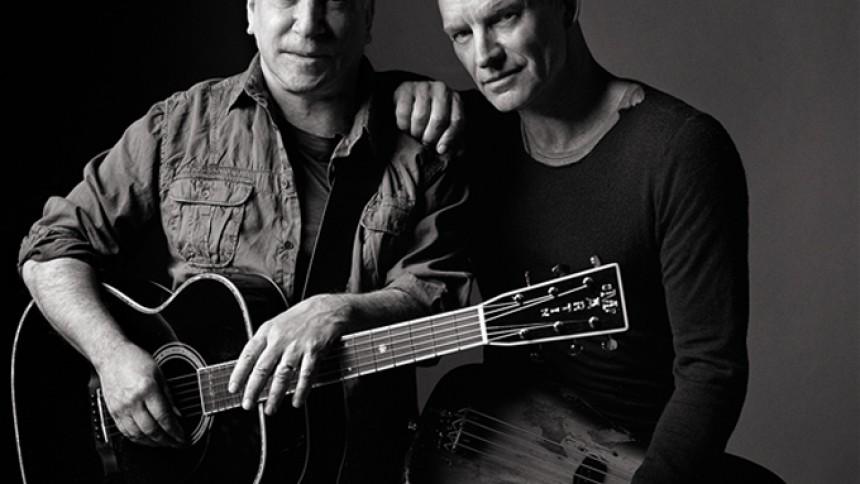 Ekstra billetter til Sting og Paul Simon-koncerten i aften